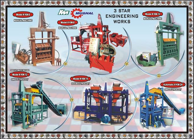 fly ash bricks making plant automatic