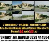 Bahria orchard awami villas for