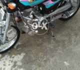 Black Honda