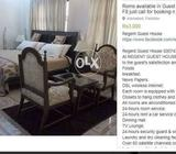 Affordable Family Guestrooms on Daily . very reasonable rent