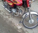 United 70cc motorcycle used model