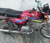 Honda bike Motorcycle