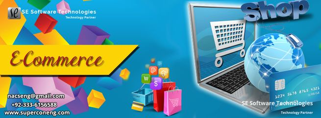 Ecommerce Website Design | 03336156588
