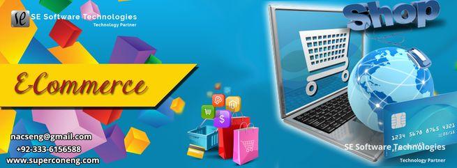 Ecommerce Website Design | 03336156588