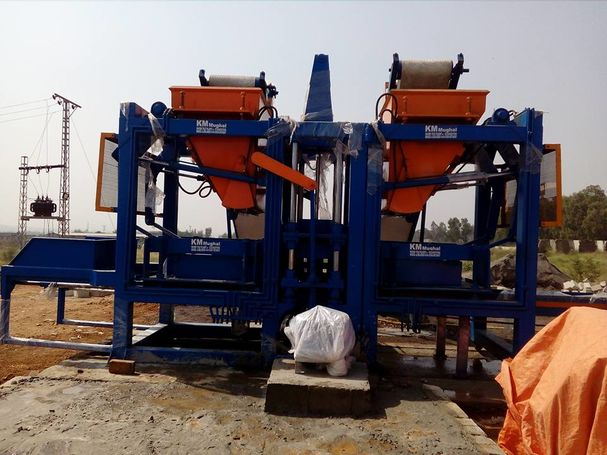 fly ash Bricks making machine in Lahore Pakistan
