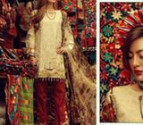 Replica Unstitched Lawn Suits For Ladies 2018