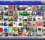 Fiberglass fabrication and steel fabrication