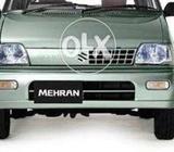 Mehran suzuki new