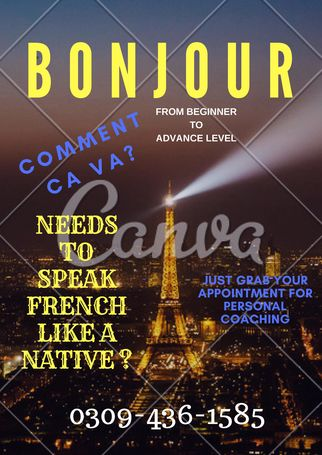 Speak French Like A Native !