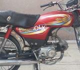 Dhoom motorcycle used good condition 2013 model