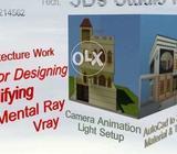 3d max course in  Pakistan ORBITS Tech