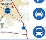 5,7,10,12 marla plots Capital Smart City Islamabad