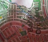 Bahria town phase 8 Orchard 5 marla boulevard pair plot