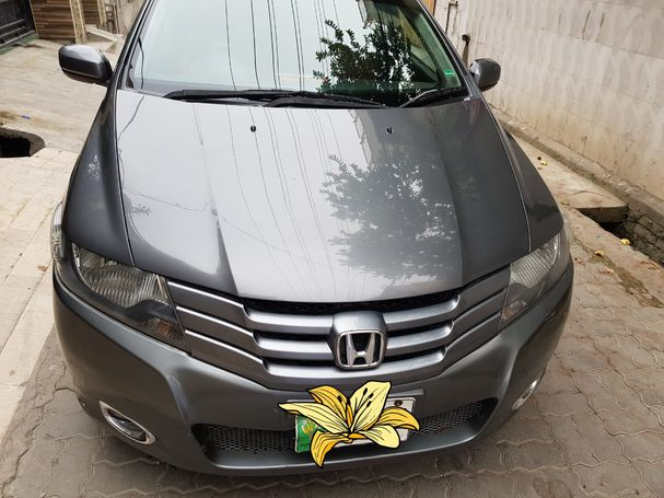 I want Honda City car model 2010 automatic