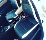Ahmad car interior