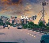 10 Marla Main boulevard plot bahria town phase 8 rawalpindi