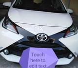 Toyota 2015 import 2017