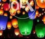 Qundeel lanterns