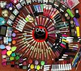 Branded cosmetics available
