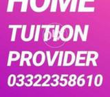 Acca Female Home Tutor Required    Home Tutor Academy