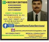 Home Tutor and private Tuition