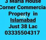 Corner & Commercial Property in Arslan Town Islamabad