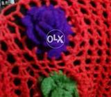 Hand made beautiful qurashia flowers