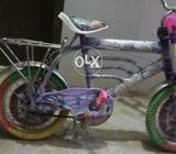 Bicycle for Age 05 to 10 years in good condition