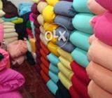 Wholesale Malaai Poly Cotton Fabric in Karachi and Crinkle chiffon
