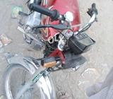 Used motorcycle only serious buyers