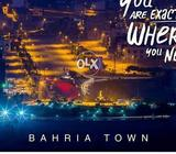 Bahria town phase 8  plots available in block usman
