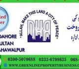 Dha Lahore Multan Bahawalpur