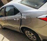 Toyota Gli for sale Punjab bank