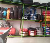 Tyre and tyre good price