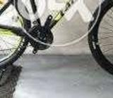 Geared Mountain bicycle