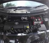 Toyota Vitz 2013 import