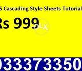 CSS Cascading Style Sheets Tutorial for beginners