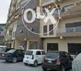 Plaza commercial building With 6 lac monthly Rent Value