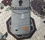 Samsung galaxy s4 jeans back cover
