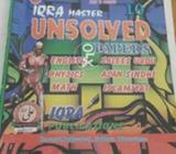 Unsolved papers 10th class (8years)