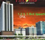 400 Sq Ft 1 Bed Apartment, Bahria Town Karachi For Sale
