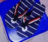 Branded slippers