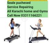 Treadmill Jogin machine