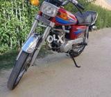 Honda 125 model 2007