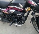 Honda prider black