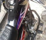 125 Black colour