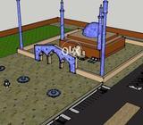 Autocad 2D3D, Studiomax, Adobe, VRAY, Interior Designing, Archi Learn