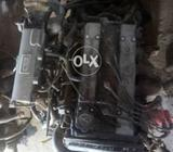 Toyota 4age Twin Cam Engine 16 Valve Manual Gearbox (notrepaired)
