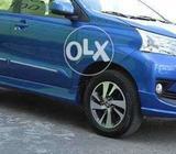 Toyota Avanza on instalments (Pak menon impex ltd)