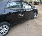 Toyota Corolla GLI 2010